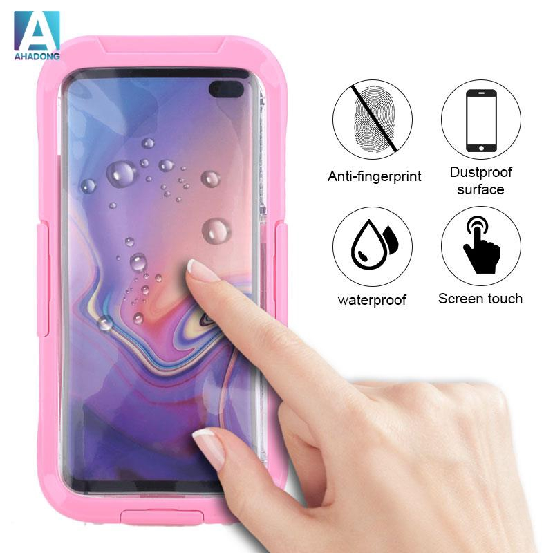 Hình ảnh Waterproof Phone Case 3 Color IP68 Smartphone Anti-Scratch Protector Cover Durable
