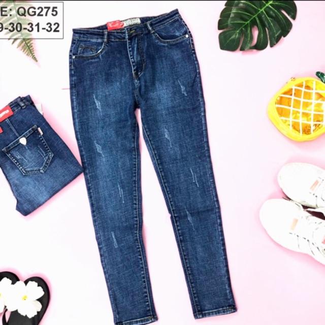 Quần Jean Nữ Size 27