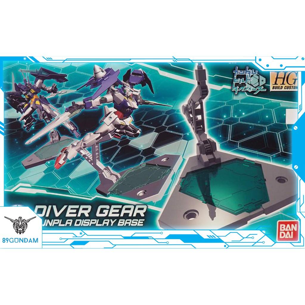 Mô Hình Lắp Ráp Bệ Đỡ HG BC Diver Gear