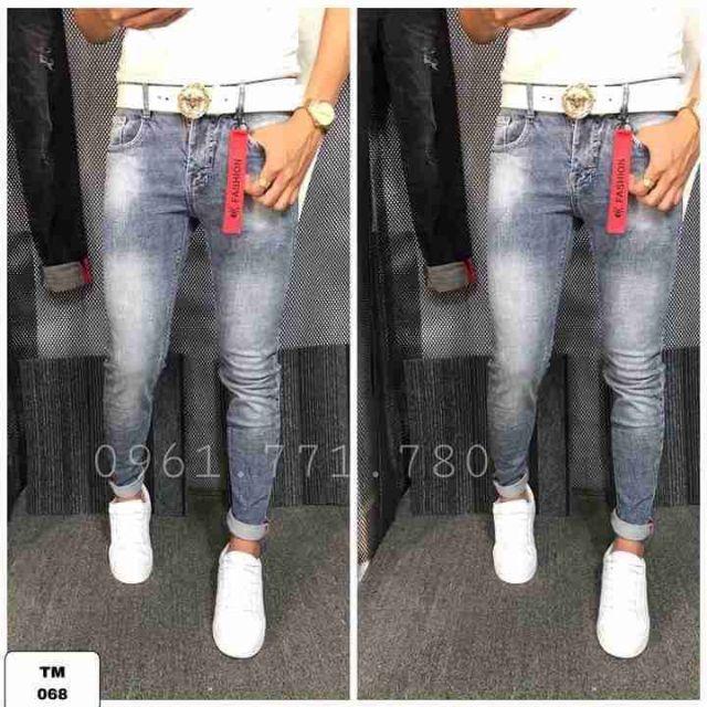 Quần jeans nam trơn 333