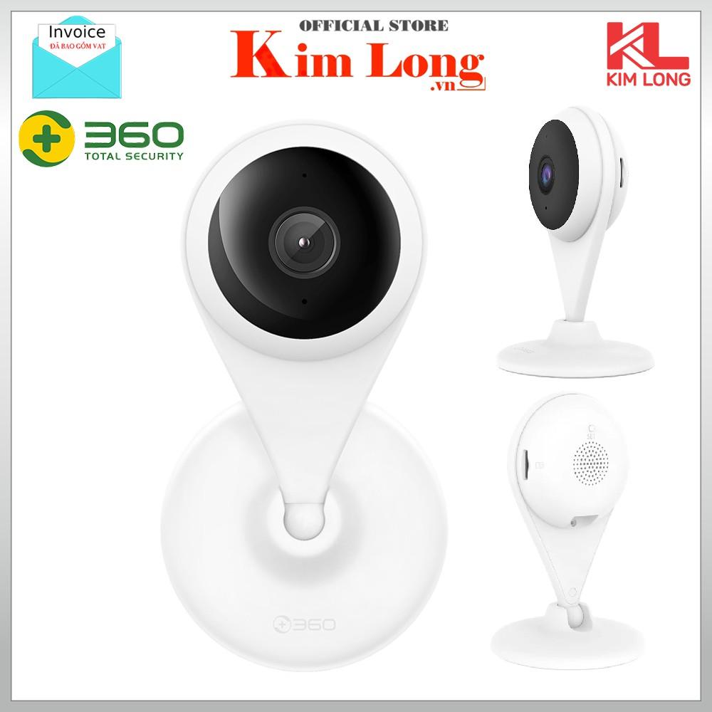 Camera quan sát Qihoo 360 Wifi IP Full HD 1080p AC1C + Kèm chân đế