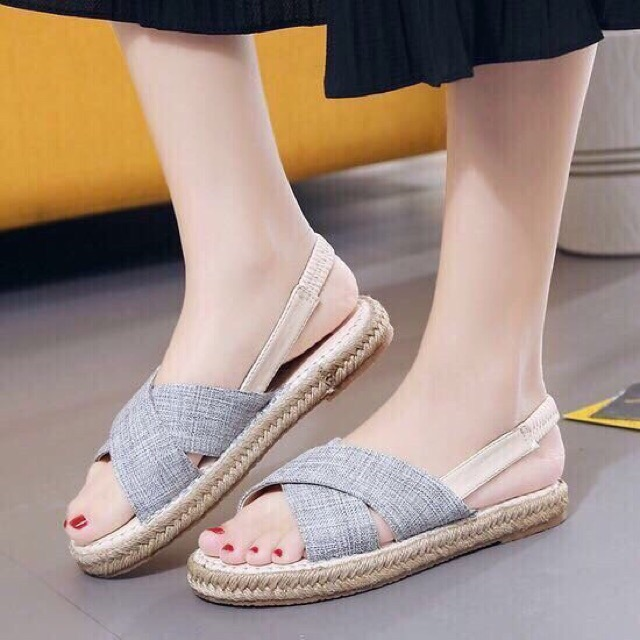 Sandal cói hot sale 180k