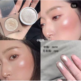 Highlighter Colourpop / phấn bắt sáng ( lunch money, flexitarian)