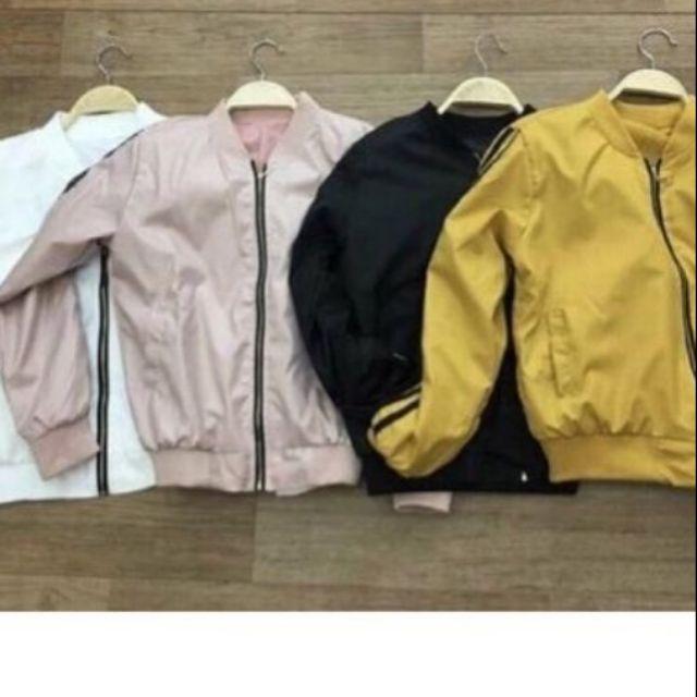 Thanh lý LỖ áo khoác, áo gió 2 lớp chữ adi xuất xưởng