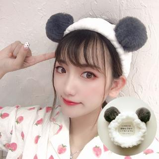 Hình ảnh Korean Version of The New Cute Ear Makeup Hairband Hair Accessories