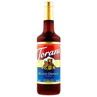 Syrup Torani Cam (Orange) – 750ml