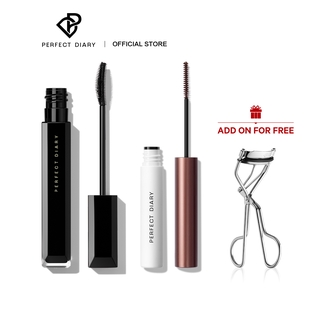 Hình ảnh Perfect Diary Extra Lengthening Mascara & Lasting EyeMax Waterproof 2 pcs