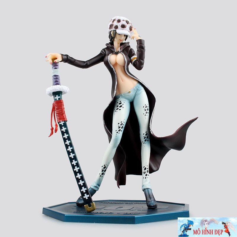 [MHĐ] Mô hình - Figure Trafalgar LAW P.O.P girl - One piece