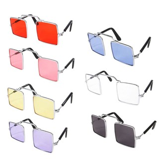 Pet Sunglasses Dog Eye-wear Cat Glasses Costume Photo Props Accessories for Dogs