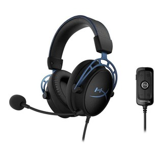Tai nghe chơi game HyperX Cloud Alpha S 7.1 Surround