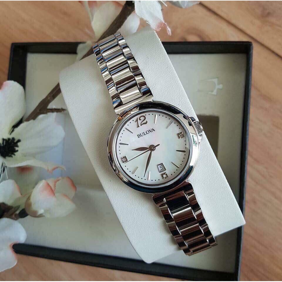 Đồng hồ nữ Bulova Case 30mm