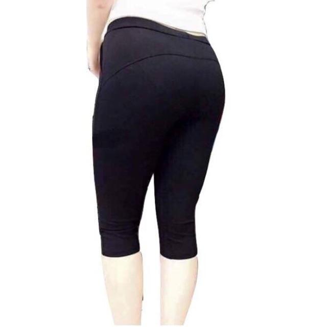 Quần ngố legging nâng mông