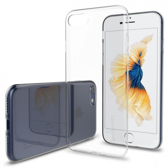 ốp lưng dẻo cho IPhone 7 trong suốt