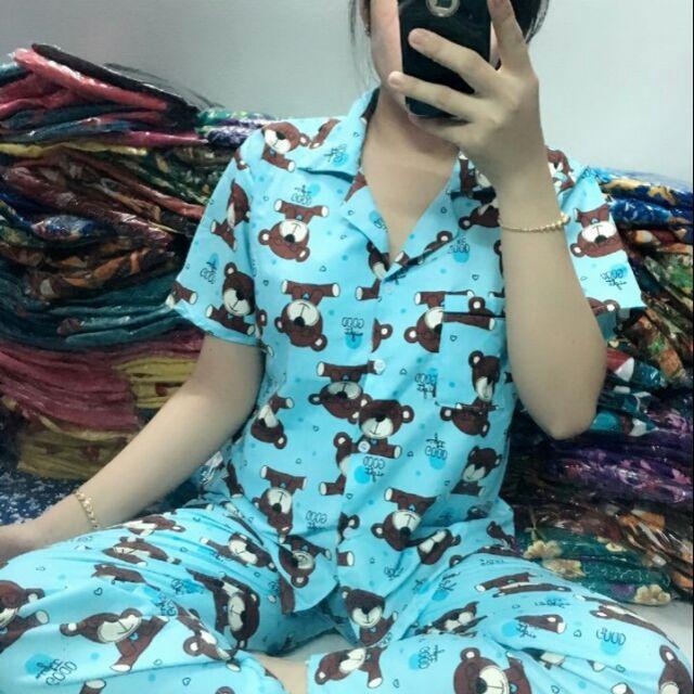 Bộ Pijama Quần Dài