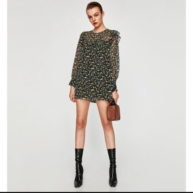 (Used) Váy Zara auth 100% , new gần 1tr tly 350k