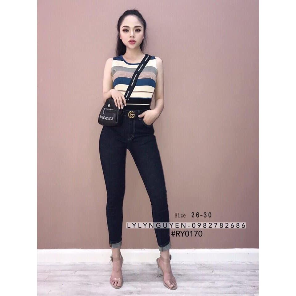 Quần jeans muối tiêu bigsize 60-100kg