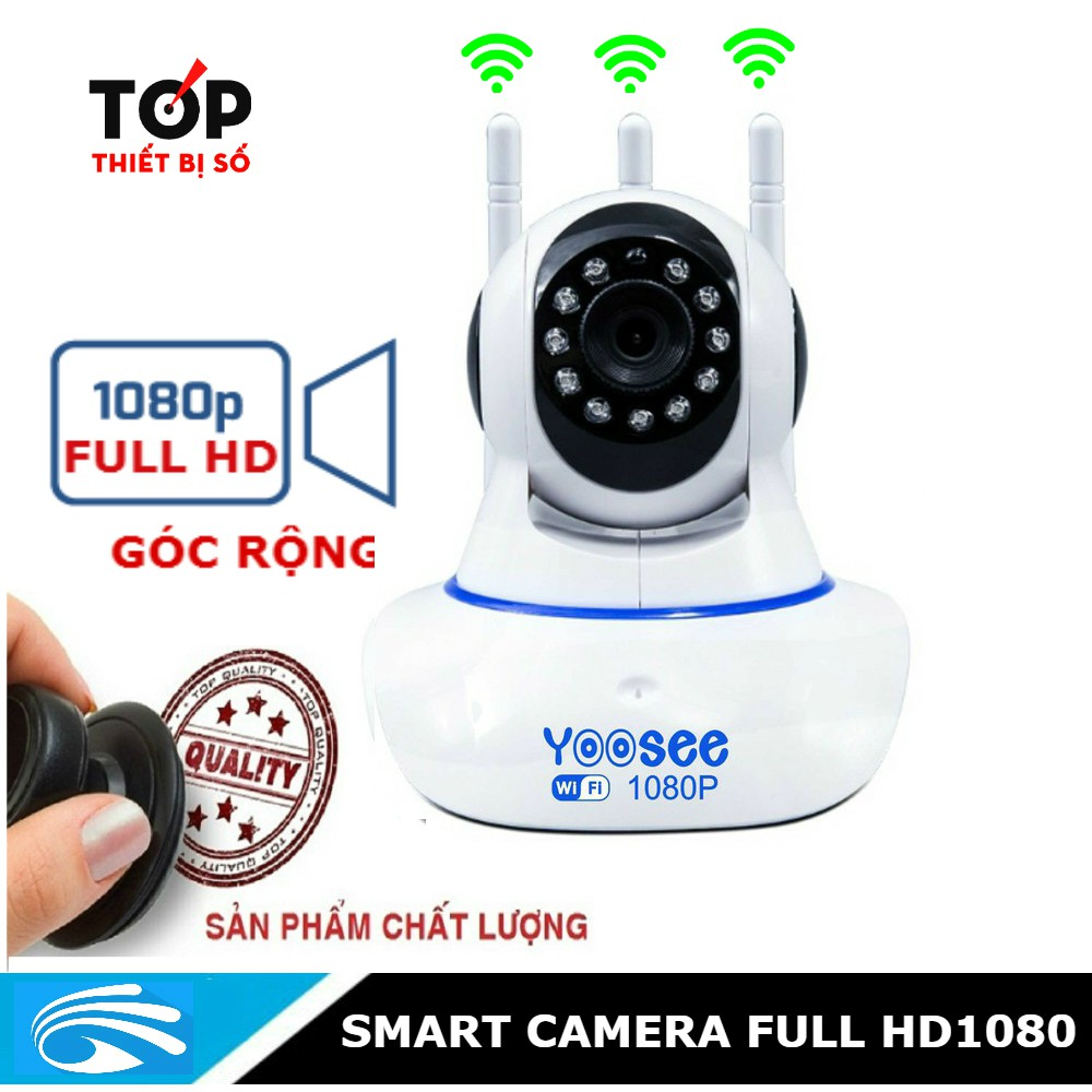 Camera IP app yoosee FULL HD 1080P góc rộng