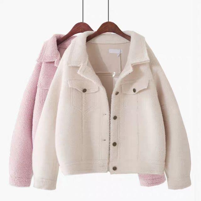 Áo khoác dạ ép, áo khoác dạ nữ, áo khoác nữ dang đẹp,sang chảnh SDST