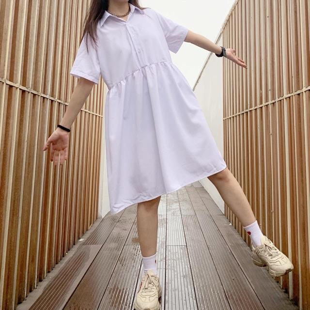 Váy / đầm Babydoll korea