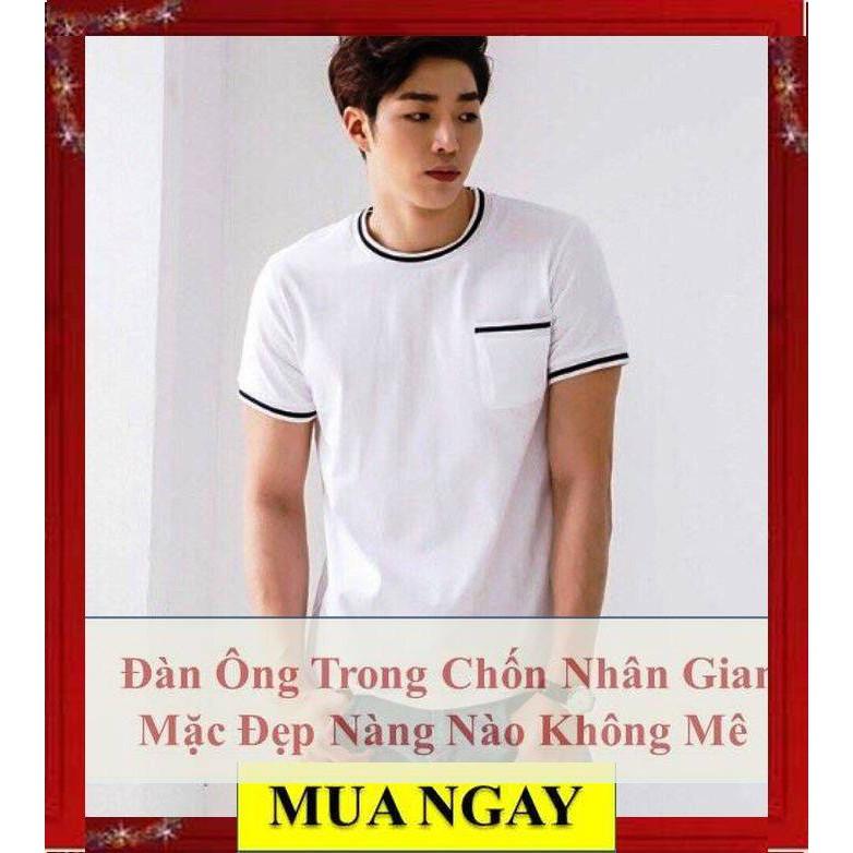 Áo Thun Nam Wash Thời Trang Cao Cấp Mềm Mịn,áo phông nam cao cấp