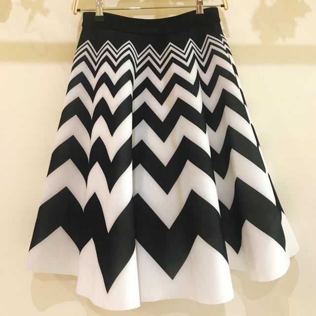 Chân váy vải xốp siêu xinh