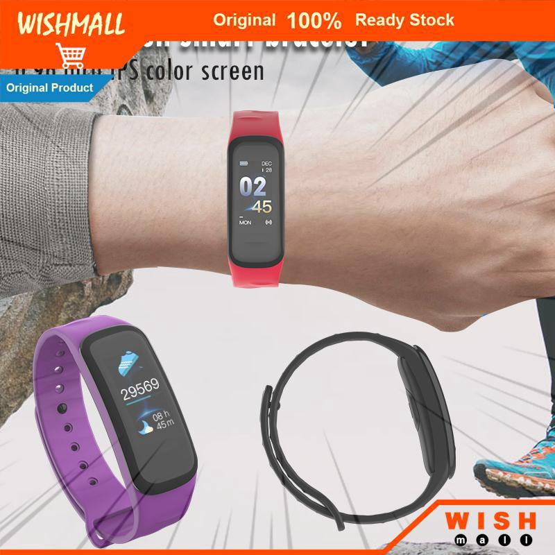 [COD] Smart Wristband Smartwatch BT4.0 Colorful Screen Universal