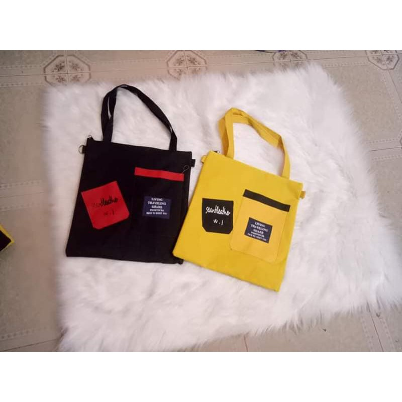 TOTE SEANTLEATHER LIVING 18K