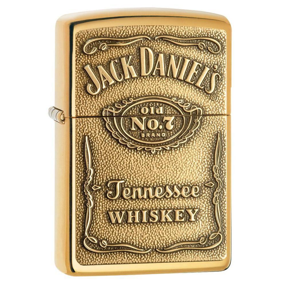 Bật Lửa Zippo Jack Daniel's 254BJD.428 - Hàng Chính Hãng
