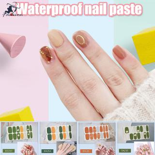 Hình ảnh FF Nail Art Stickers DIY Decoration Decals Manicure Accessories for Women Lady Girl