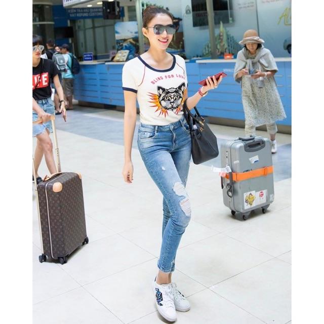 Quần jeans/quần bò nữ