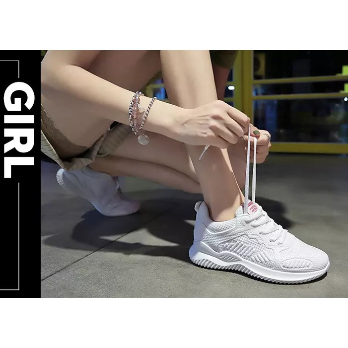 Giày Sneaker Thể Thao Hot 2019 Free Ship