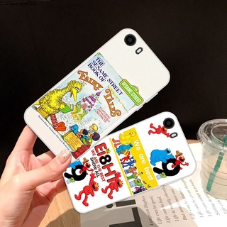 Hình ảnh Wiko Lenny Robby Sunny Jerry 2 3 Harry View XL Plus Sesame Street Pattern-6 Soft Silicon TPU Case Cover
