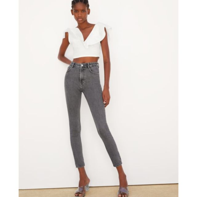 Quần jeans zara auth săn sale hot hit