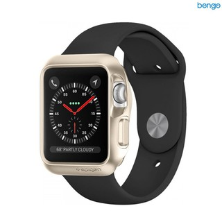 [Freeship toàn quốc từ 50k] Ốp Apple Watch Series 3/2/1 42mm SPIGEN Slim Armor