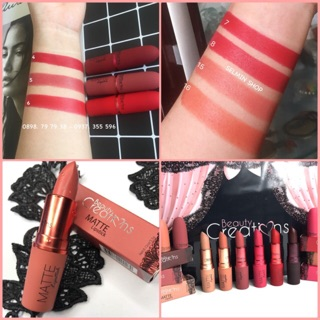 Son Tease Me Matte Beauty Creations dupe Giambattista Valli