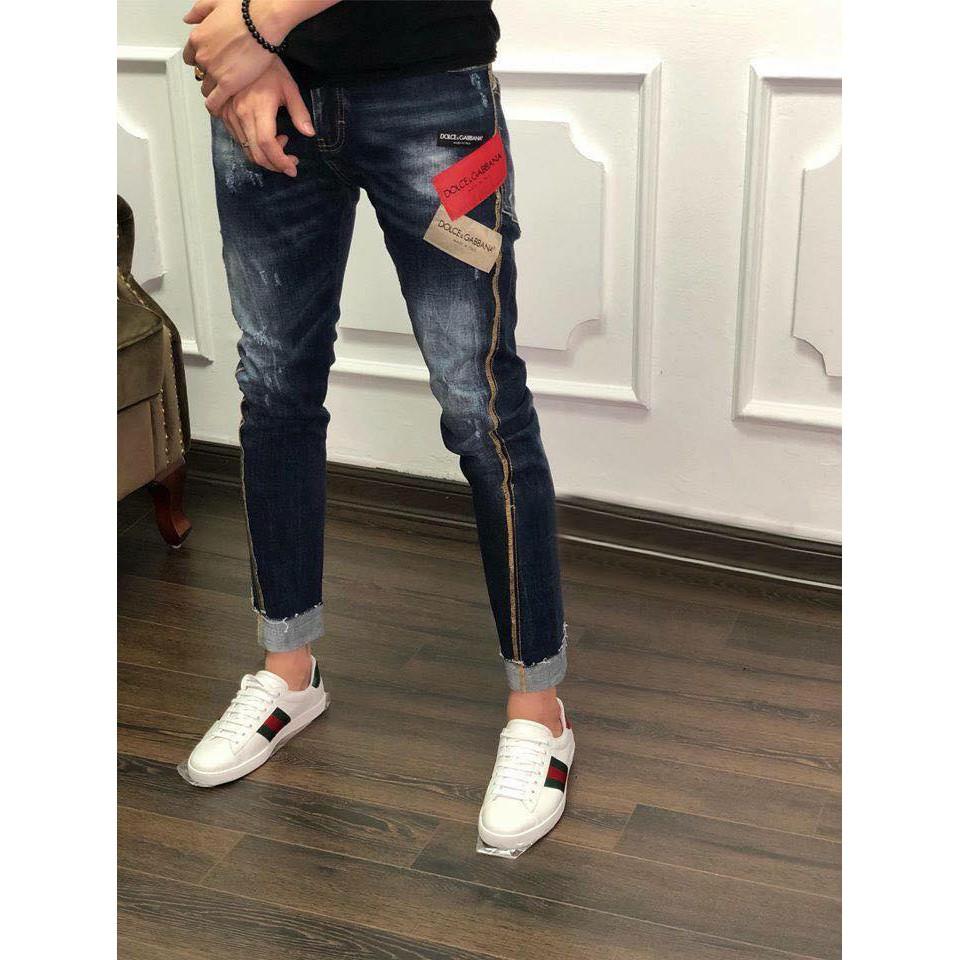 [FREE HÀNG] Quần Jean Dolce & Gabbana [HOT TREND 2020]