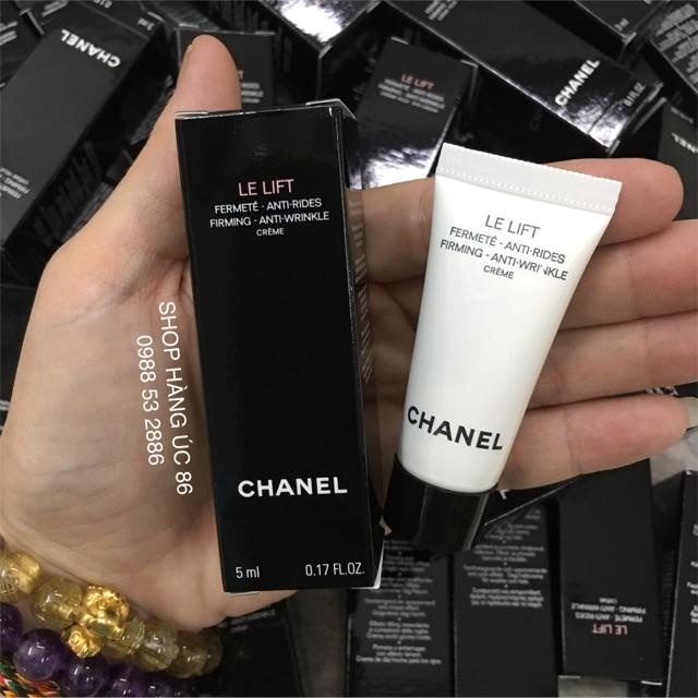 [Hàng Pháp chuẩn] Kem dưỡng mặt Chanel Le Lift size mini 5ml