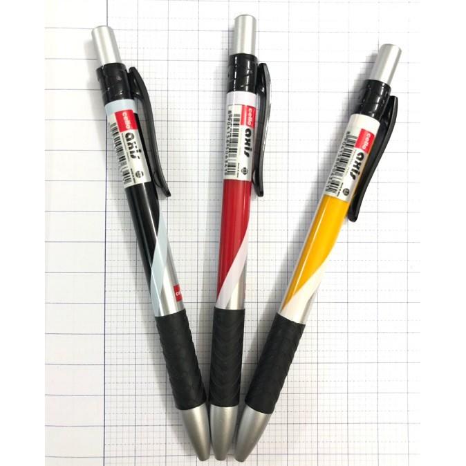 Bút chì bấm 0.5mm Cello Axis - giao màu ngẫu nhiên