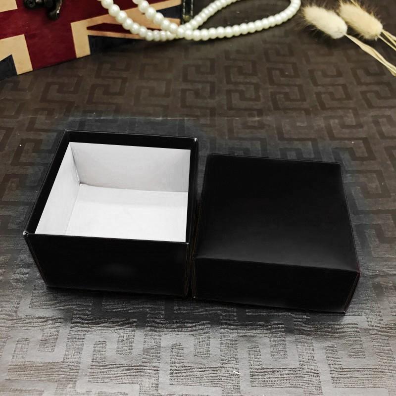 Combo 4 Hộp đựng đồng hồ đeo tay (có gối, hộp màu đen) - Muasamhot1208