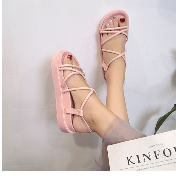 [ Freeship 99k Toàn Quốc ] Giày Sandal cá tính S083H