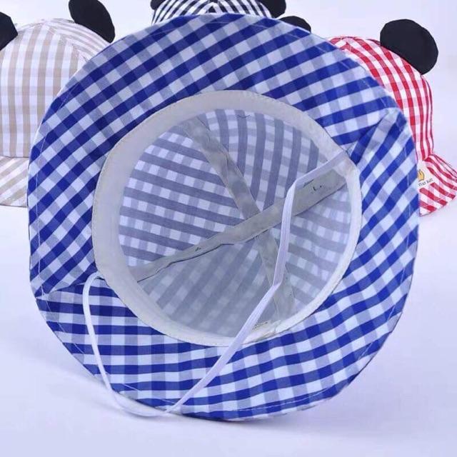 Set quần jean cho mẹ và mũ cho bé