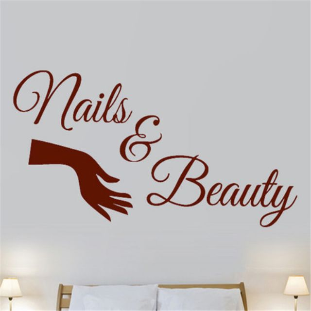 Tranh Nail and Beauty