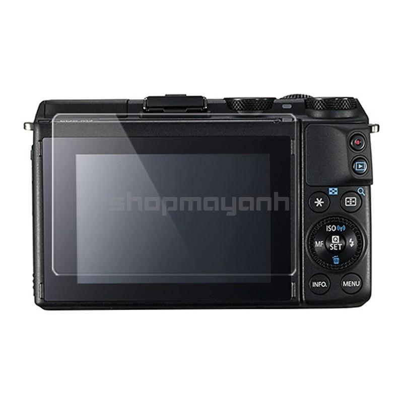 Kính cường lực máy ảnh CANON M3/M10/M5