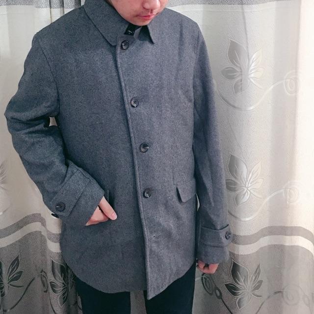 (Ảnh thật) áo khoác mangto nam cao cấp