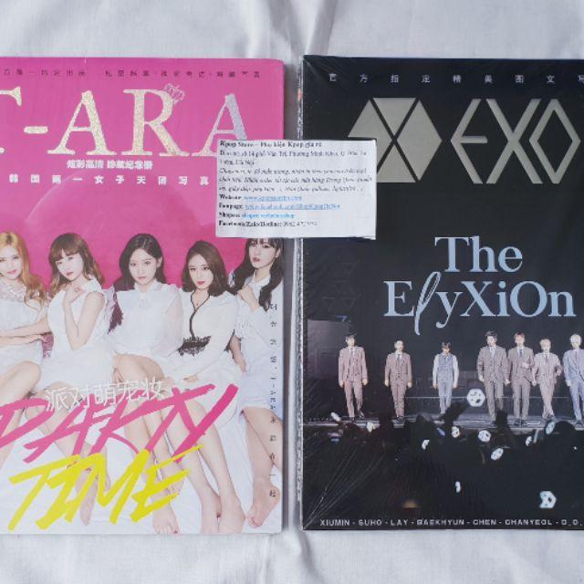 [TRI ÂN KH] album ảnh EXO, T-ARA album ảnh
