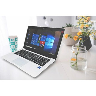 Laptop siêu mỏng IPS 14inch 1080p Intel N3450 Ram 6G, 64Gb eMMc - The Royal's