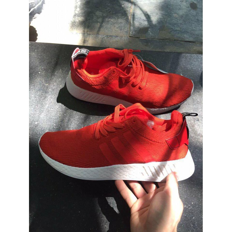 giày nmd r2 cam