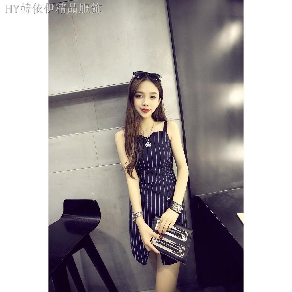 Set Áo Thun Ngắn Tay + Chân Váy Xinh Xắn Thời Trang Theo Phong Cách Hàn Quốc
