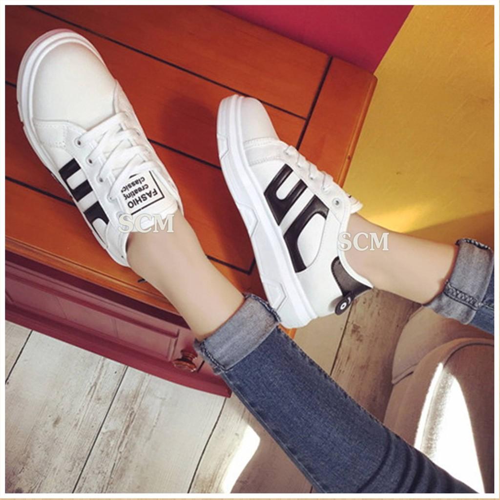 SALE - Giày bata thể thao UC (chỉ còn màu trắng sie 35,36)