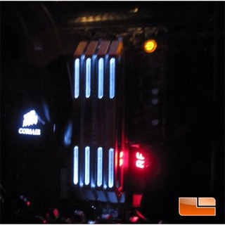 Kit Corsair Dominator Platium 8gb*2 đã thay Light bar